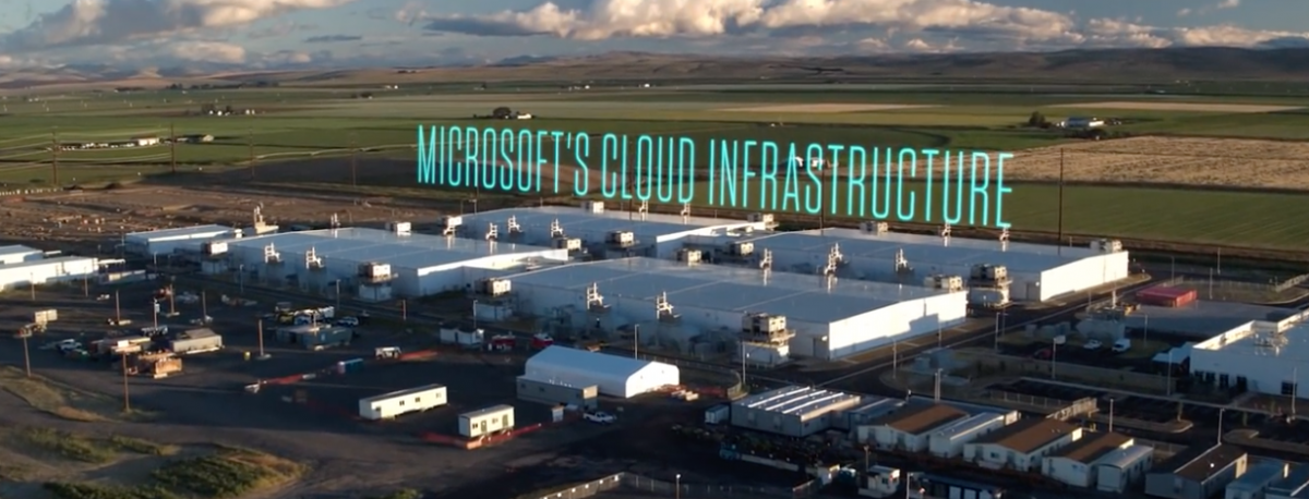 The Microsoft Cloud