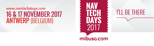 Registered for NAV Techdays 2017