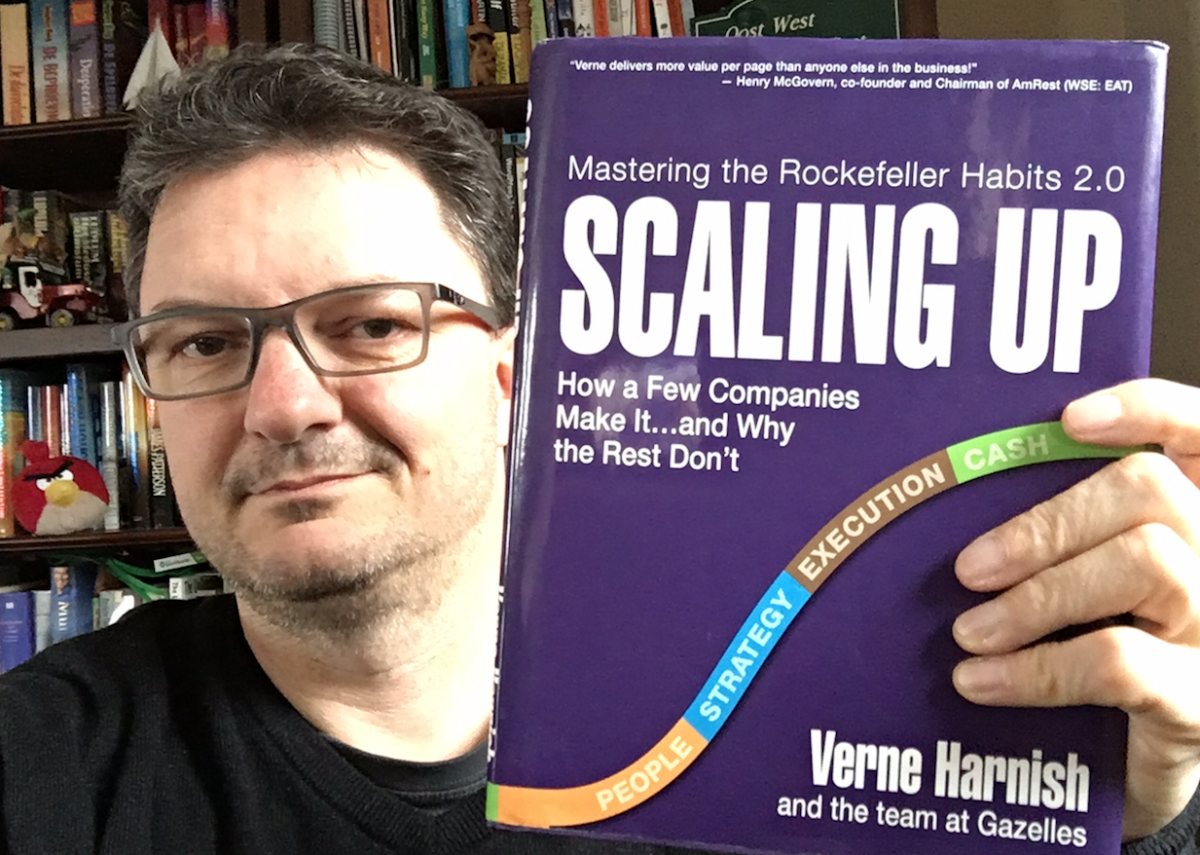 Scaling Up – Book Review