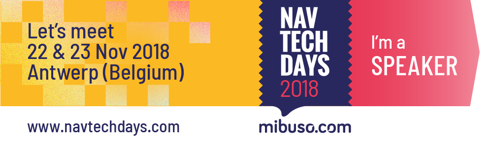 NAV Techdays 2018 – I'm Speaking!
