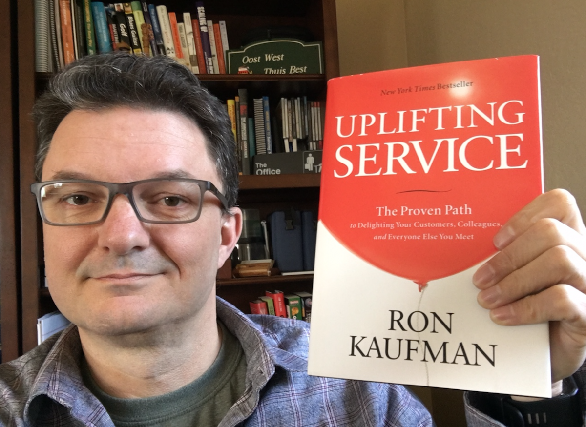 Uplifting Service – Book Review